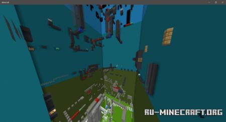Скачать Pandora's Tower (HARD) для Minecraft PE