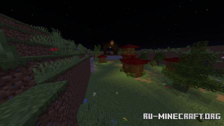 Скачать The Shadow RPG 2 для Minecraft