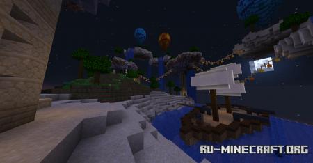 Скачать Seasonal Skies для Minecraft