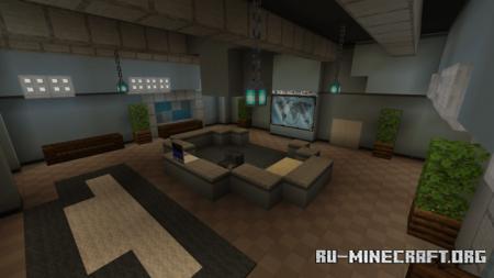 Скачать Half Life 1 – Anomalous Materials Chapter для Minecraft PE