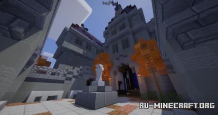 Скачать Overwatch - Chateau Guillard для Minecraft