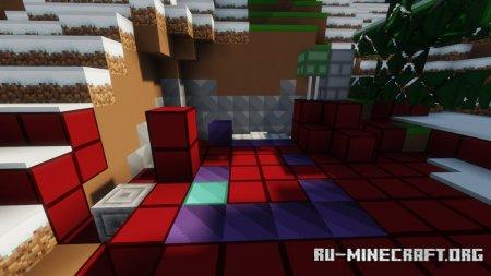 Скачать BloctaCraft [16x] для Minecraft 1.17