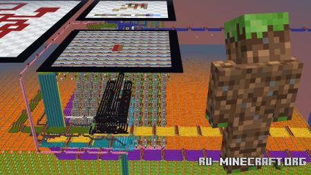 Скачать Minecraft in Minecraft для Minecraft