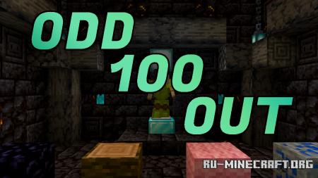 Скачать Odd 100 Out для Minecraft
