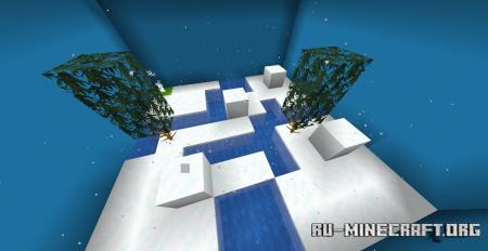 Скачать Snowball Push для Minecraft
