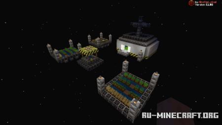 Скачать Survival Space Station by WINTERMASTER TEAM для Minecraft PE