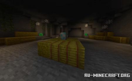 Скачать Adventure Expansion для Minecraft PE 1.16