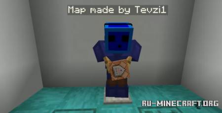 Скачать Wipeout by Tevzi1 для Minecraft