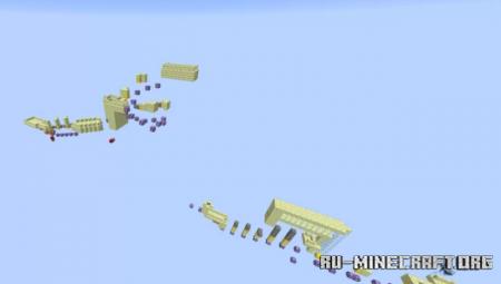 Скачать Fruitberries Parkour Gauntlet для Minecraft