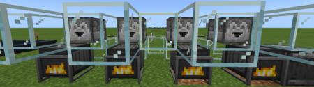 Скачать Advanced Machinery v3 для Minecraft PE 1.16