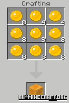 Скачать Honey Slimes для Minecraft PE 1.16