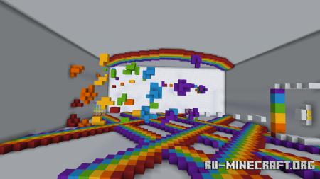 Скачать 10 Parkours для Minecraft