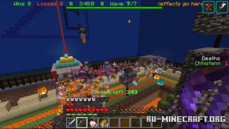 Скачать The Defenders для Minecraft
