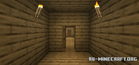 Скачать Project Rooms v1 для Minecraft PE