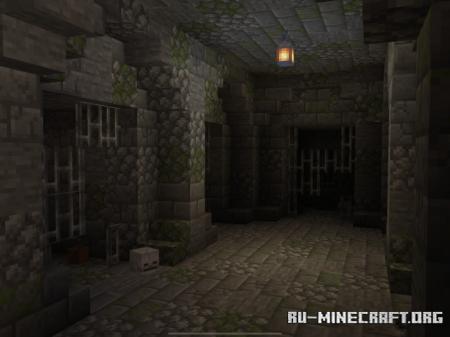 Скачать Nightmare & Hell – (Escape Room) для Minecraft PE