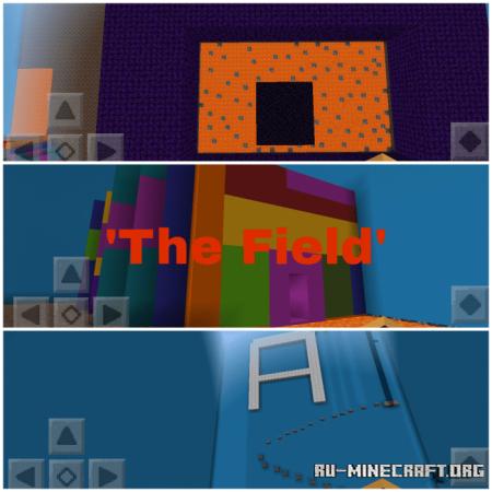 Скачать D/A The House для Minecraft PE