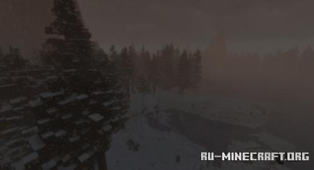Скачать Forests in the Snow для Minecraft