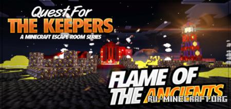 Скачать Flame of The Ancients для Minecraft PE