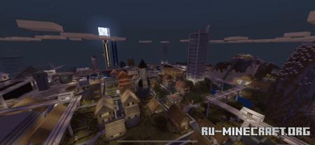 Скачать Nations Realm для Minecraft PE