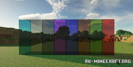 Скачать Ultra - Clear Glass для Minecraft 1.17