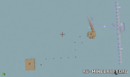 Скачать Short Pakour by GAMINGWORLD75 для Minecraft