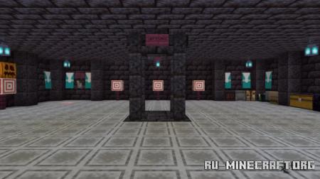 Скачать Battle Arena: Nether Edition для Minecraft