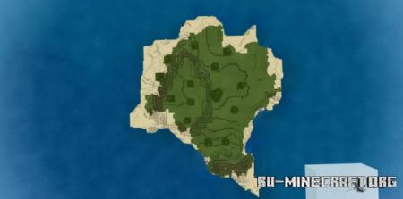 Скачать Lava Rises для Minecraft