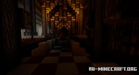 Скачать The Dragons City by xdfirenpro246 для Minecraft