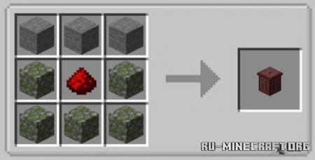 Скачать Trash Cans для Minecraft 1.16.5