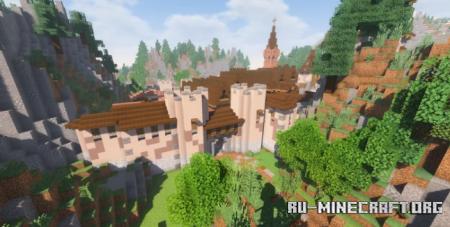 Скачать Grenoble, France 1586 для Minecraft