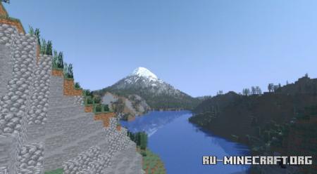 Скачать Mt St Helens (1970s) для Minecraft
