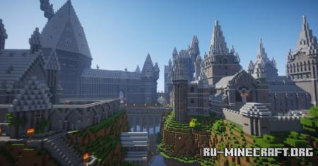 Скачать Harry Potter Adventures для Minecraft
