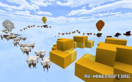 Скачать Step (Parkour) для Minecraft PE