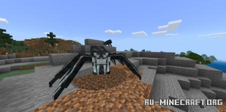 Скачать VenomCraft для Minecraft PE 1.16
