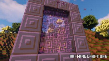 Скачать Dandelion X [16x] для Minecraft 1.16