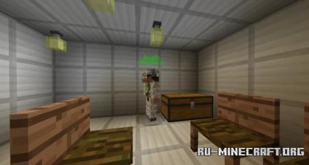 Скачать The Murder Mystery by Skelly_YT для Minecraft
