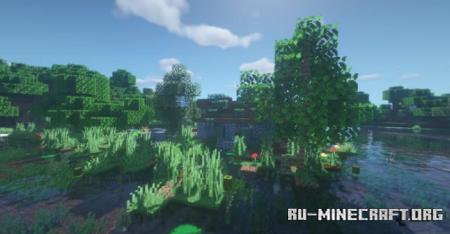 Скачать River Home by UnknwnBuilds для Minecraft