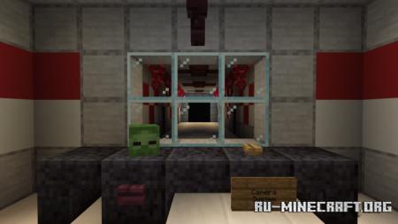 Скачать Five Nights at Mob's 2 для Minecraft PE