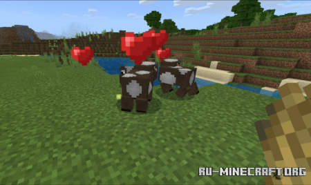 Скачать Minicow для Minecraft PE 1.16