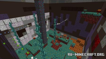 Скачать Blockception Parkour 4 для Minecraft