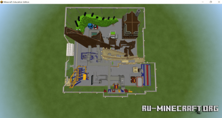 Скачать Funspot Final для Minecraft PE