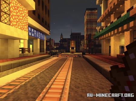 Скачать Poccak Rushika Republik для Minecraft PE