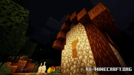 Скачать IVG Shader для Minecraft PE 1.16