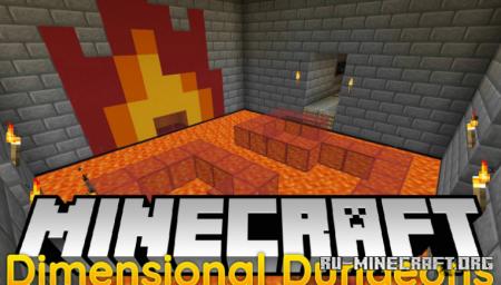 Скачать Dimensional Dungeons для Minecraft 1.16.5