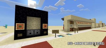 Скачать Redstone Mechanisms by BlyNkz для Minecraft