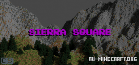 Скачать Sierra Square для Minecraft PE