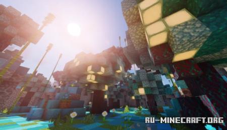 Скачать The Endless Enchanted Woods для Minecraft