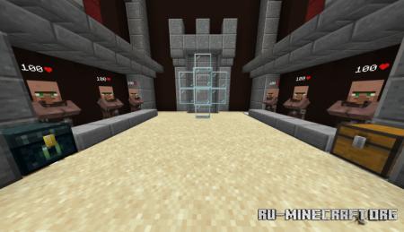 Скачать Playground Bedwars для Minecraft PE