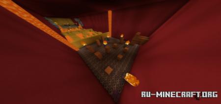Скачать Dark Parkour by Dark Velak для Minecraft PE