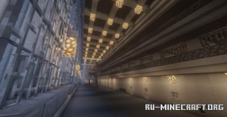 Скачать A Way Out Prison для Minecraft
